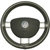 Original One-Color Wheelskins Steering Wheel Cover