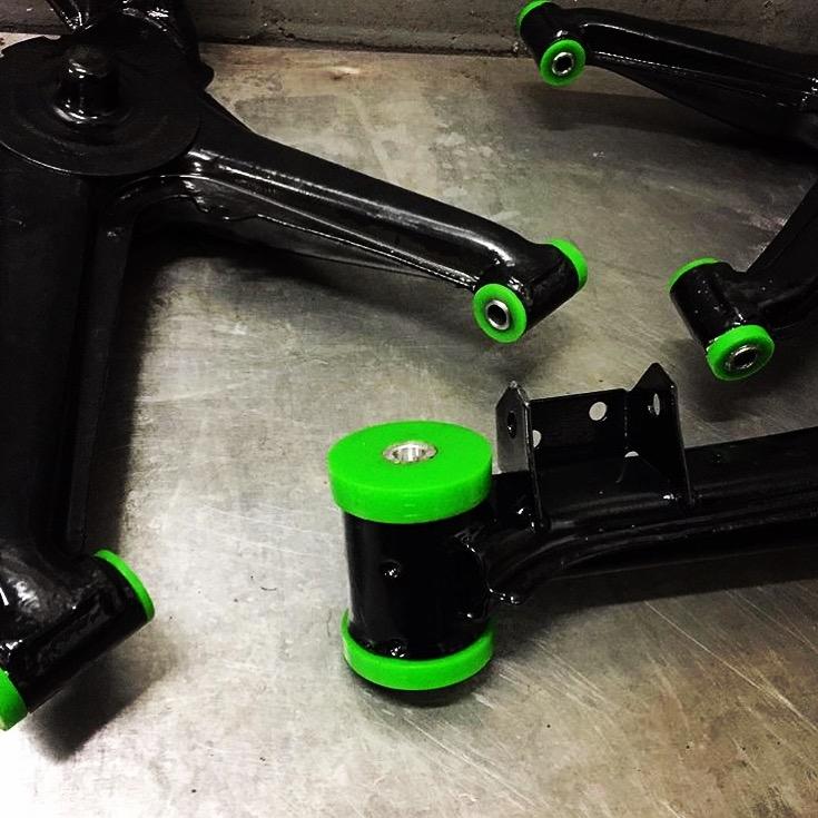Rear Bushing Kit Bmw E30