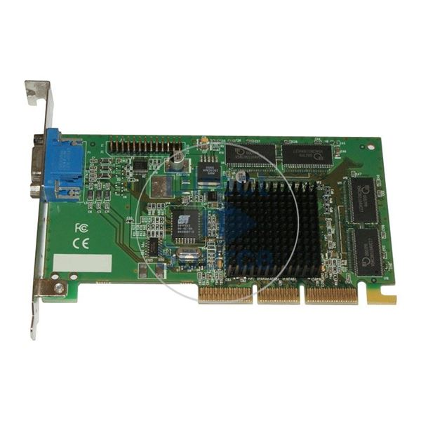 Dell 00040U - 32MB AGP TNT2 Riva Video Card