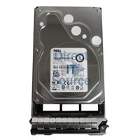 "Dell 014X4H - 3TB 7.2K SAS 6.0Gbps 3.5"" 64MB Cache Hard Drive"