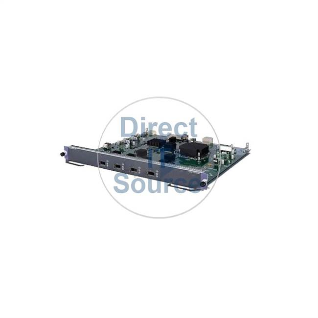 3Com 0231A977 - 4-Port 10GBase-X Extended Module 4X XFP Expansion Module