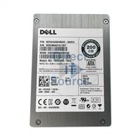 "Dell 024XV8 - 200GB SATA 2.5"" SSD"