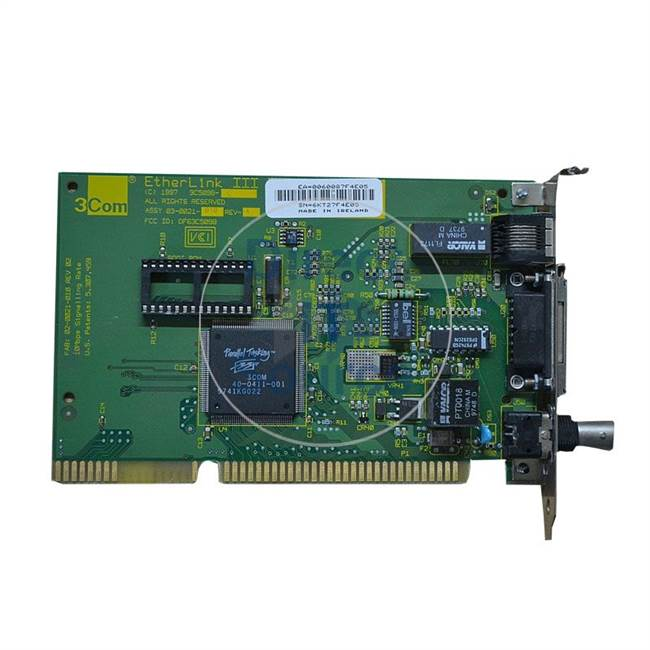 3Com 03-0021-010 - Etherlink III ISA Card