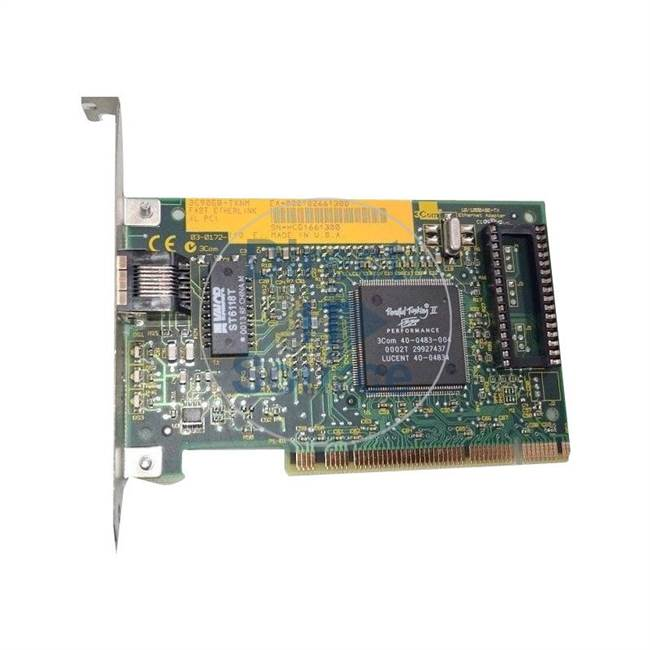 3Com 03-0172-110 - 10/100 PCI Fast Ethernet Network Adapter
