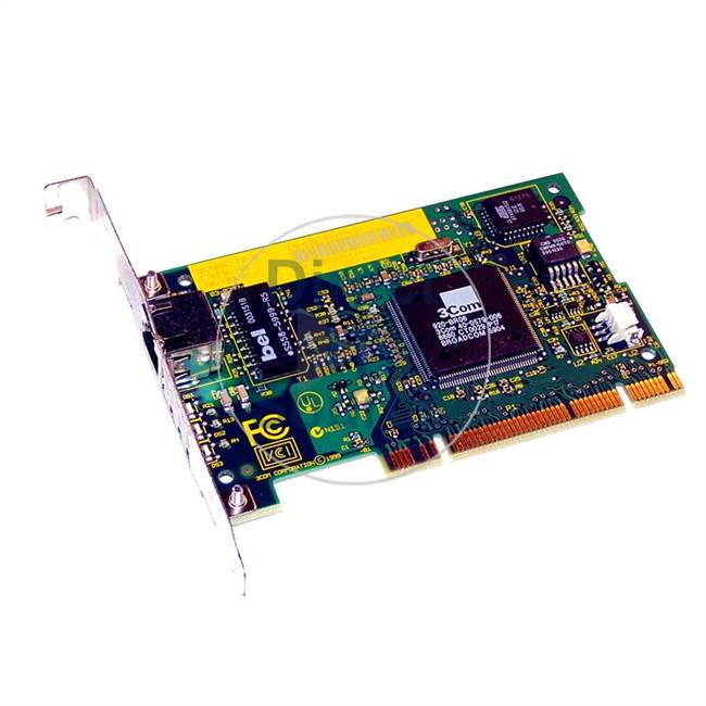3Com 03-0237-700 - Etherlink PCI Network Card