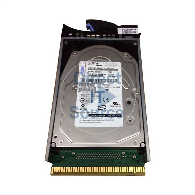 "03N5269 IBM - 300GB 10K Ultra-320 SCSI 3.5"" Cache Hard Drive"