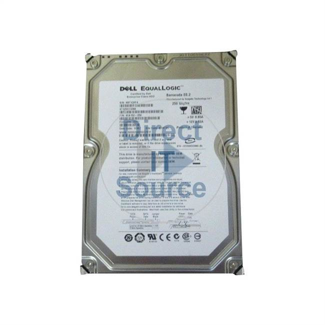 "0935219-04 Dell - 250GB 7.2K SATA 3.5"" Cache Hard Drive"