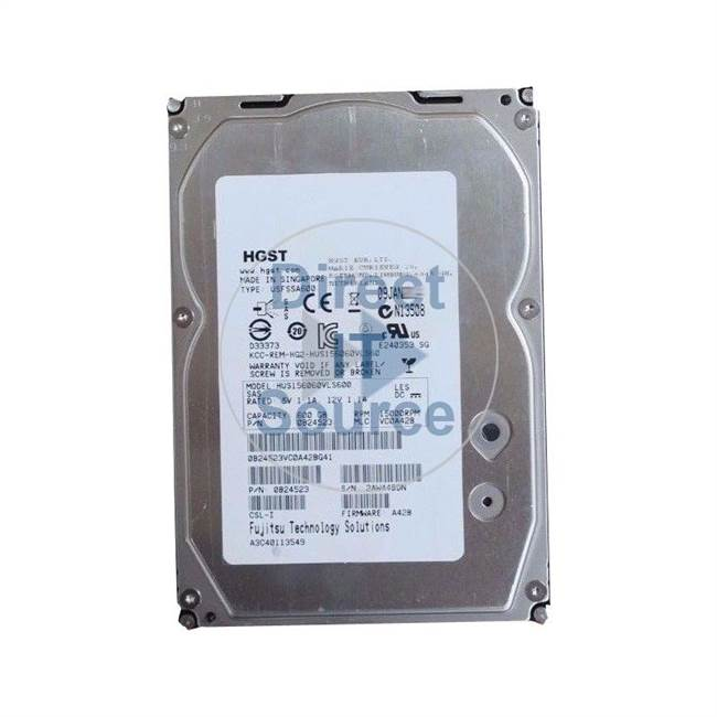 "0B24523 Hitachi - 600GB 15K SAS 3.5"" Cache Hard Drive"