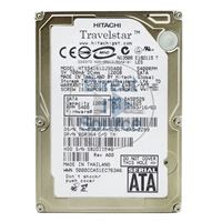"Dell 0GR364 - 120GB 5.4K SATA 1.5Gbps 2.5"" 8MB Cache Hard Drive"
