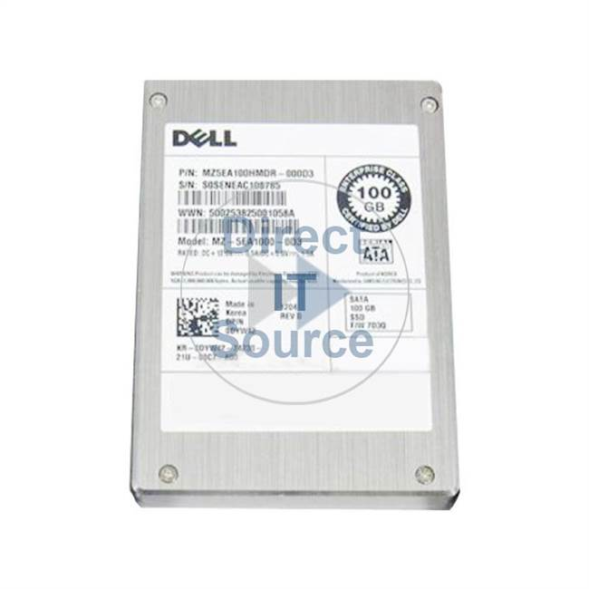 "0X9GD0 Dell - 100GB SATA II 3.5"" Cache Hard Drive"