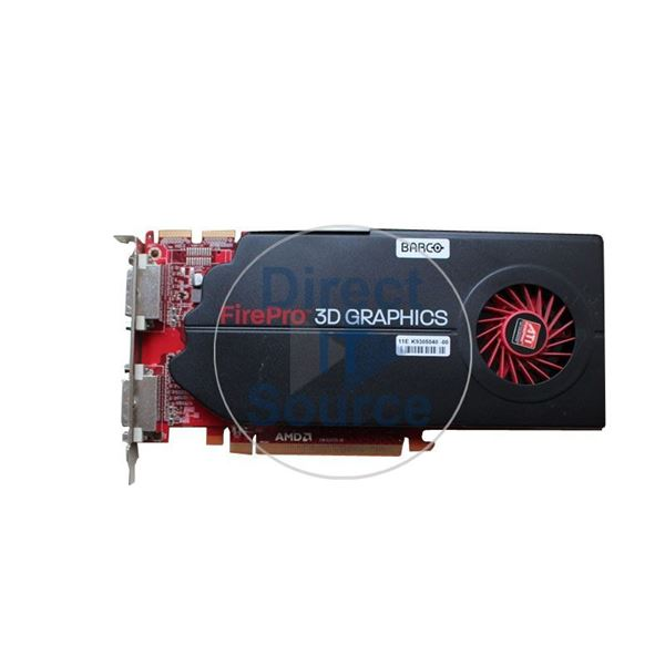 AMD 102C1270202 - 1GB ATI FirePro Barco MXRT 5450 Video Card