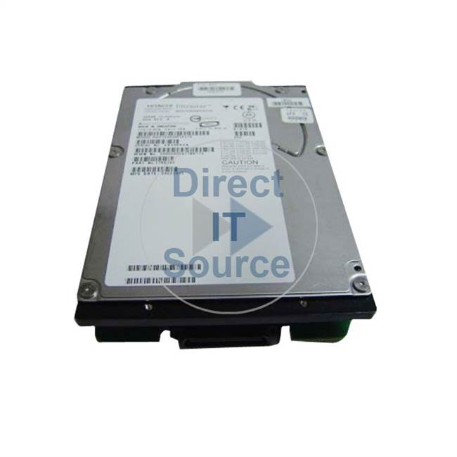 "17R6361 Hitachi - 300GB 10K Fibre Channel 3.5"" Cache Hard Drive"