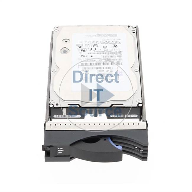 "1814-5415 IBM - 300GB 15K Fibre Channel 3.5"" Cache Hard Drive"