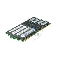 HP 202171-B21 - 2GB 4x512MB DDR PC-1600 ECC Memory
