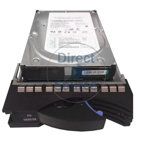 "IBM 23R0829 - 146GB 10K Fibre Channel 3.5"" Hard Drive"