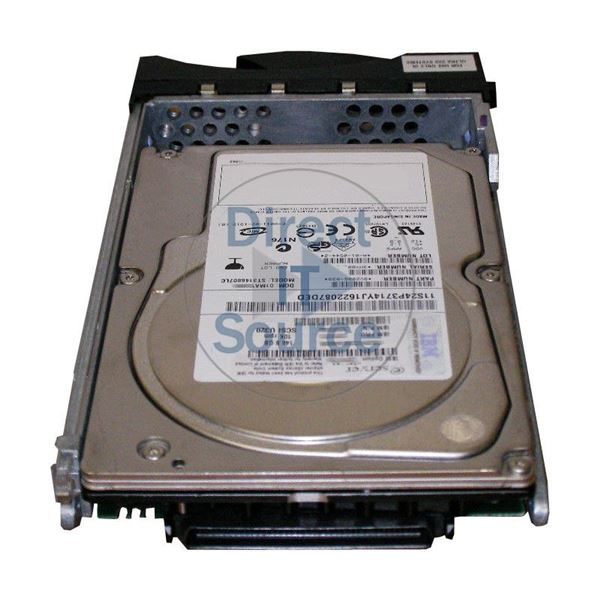 "IBM 24P3714 - 146.8GB 10K SCSI 3.5"" Hard Drive"