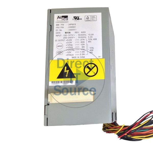 IBM 24P6819 - 480W Power Supply