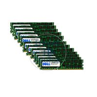 Dell 25PXJ - 96GB 12x8GB DDR3 PC3-10600 ECC Registered 240-Pins Memory