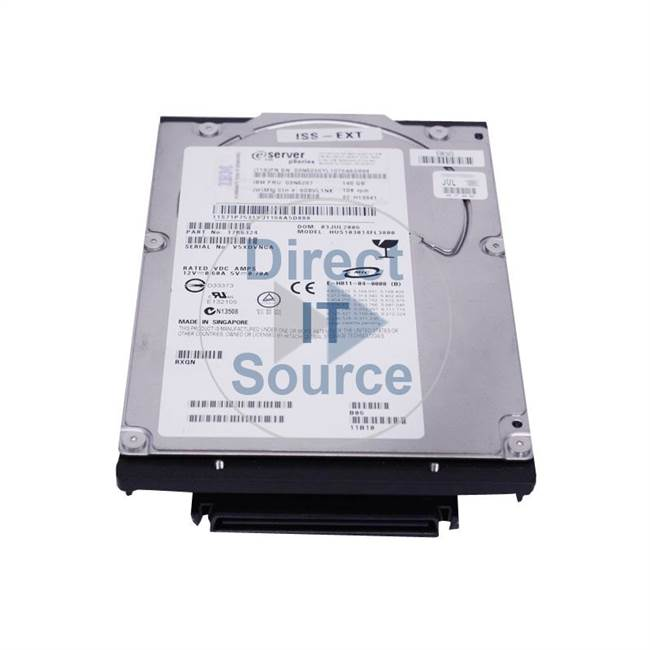 "3276-702X IBM - 146.8GB 10K 80-Pin SCSI 3.5"" Cache Hard Drive"