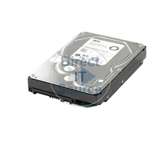 341-4163 - Dell 80GB 7200RPM SATA 3GB/s 3.5-inch Hard Drive