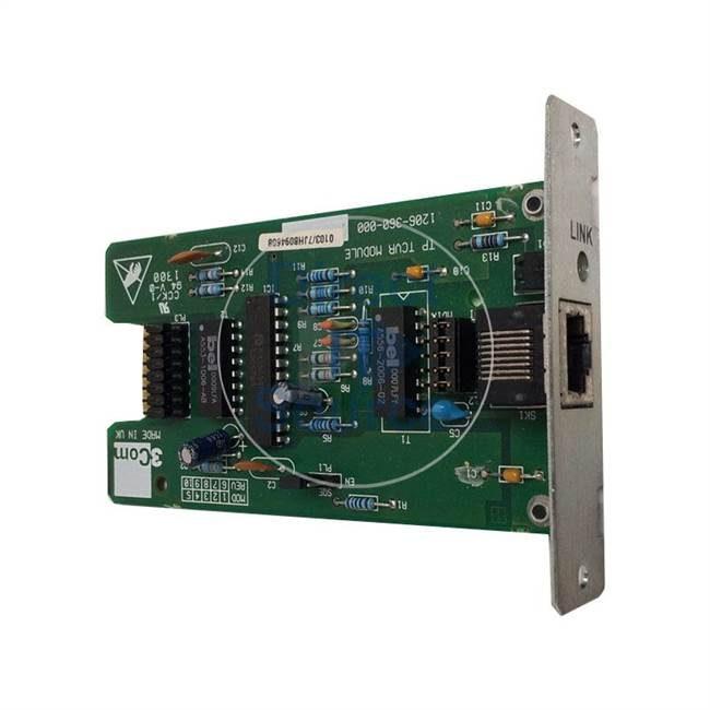 3Com 3C12063 - Superstack II 10MBPS 1-Port Transceiver Module
