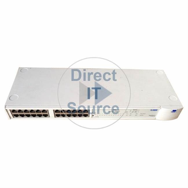 3Com 3C16406 - Superstack II 24-Port 10MBPS Ethernet Hub