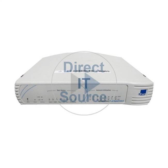 3Com 3C16751 - OfFICe Connect 16-Port Dual Speed Hub