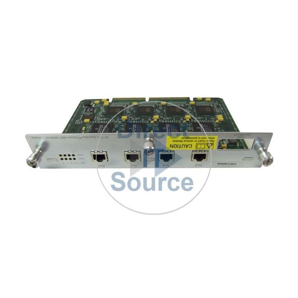 3Com 3C17711 - 4-Port 1000Base-T Superstack4900 Module