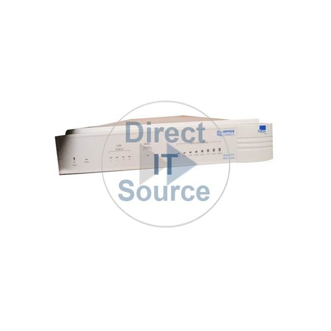 3Com 3C438000 - Officeconnect 810 ADSL Router