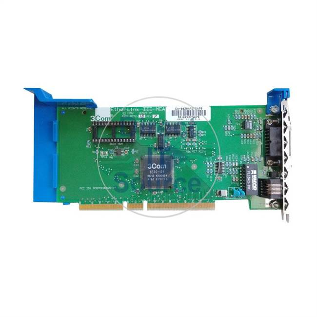 3Com 3C529-TP - Etherlink III Parallel Tasking 16/32-Bit Micro Channel 10Base-T Network Adapter