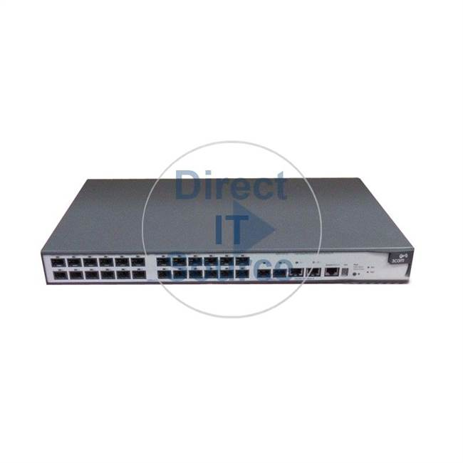 3Com 3CR17181-91 - Ss4 5500-EI 52-Port Managed Perp 10/100BT 4-SFP Stackable Switch