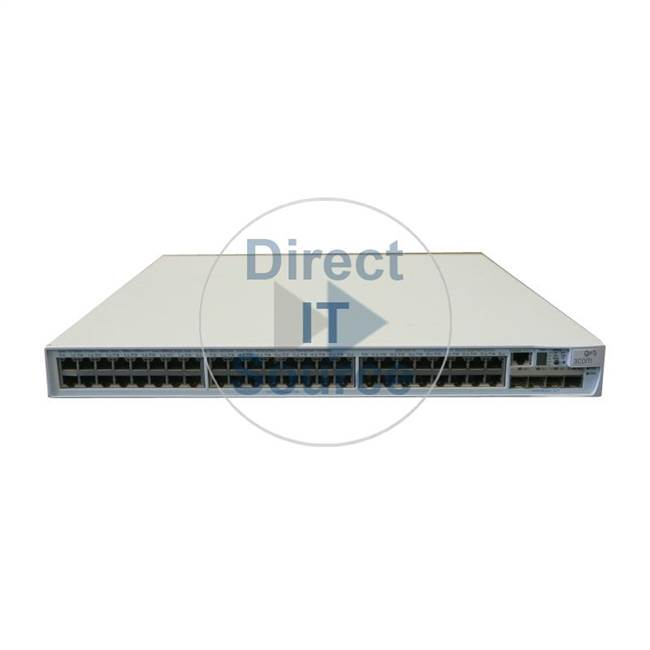 3Com 3CR17572-91 - 4500 Pwr 48-Port 10/100 2-Port 100/1000 Switch