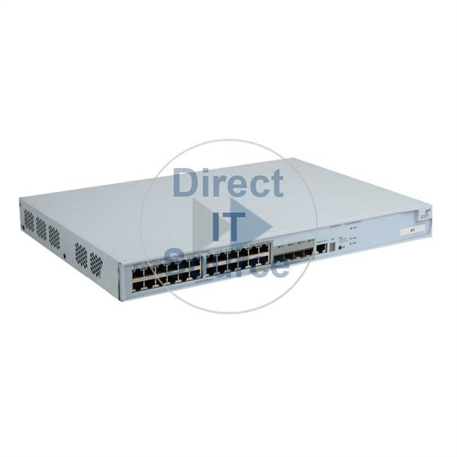 3Com 3CR17661-91 - 4200G 24-Port 10/100/1000Base-T+4 X Shared SFP/2 X Xenpak Switch