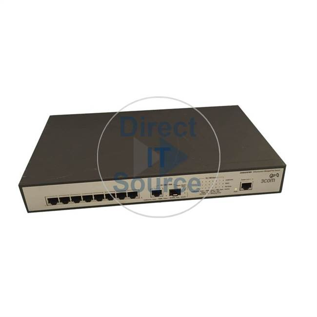 3Com 3CRDSF9PWR - Officeconnect Managed Fast Ethernet POE Switch