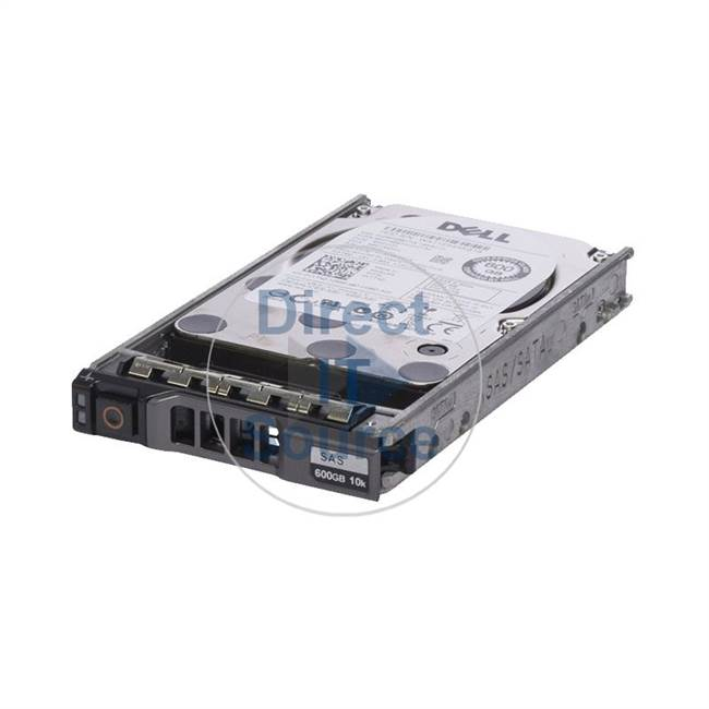 "400-AHEQ Dell - 600GB 10K SAS 2.5"" Cache Hard Drive"