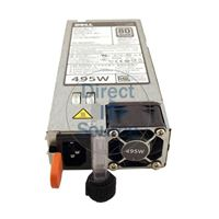 Dell 462-7443 - 495W Power Supply For PowerEdge R620 Server