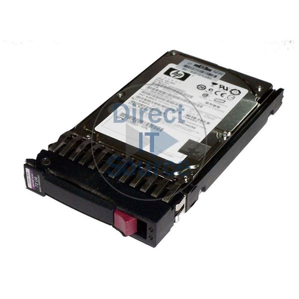 "HP 512544-001 - 72GB 15K SAS 6.0Gbps 2.5"" Hard Drive"