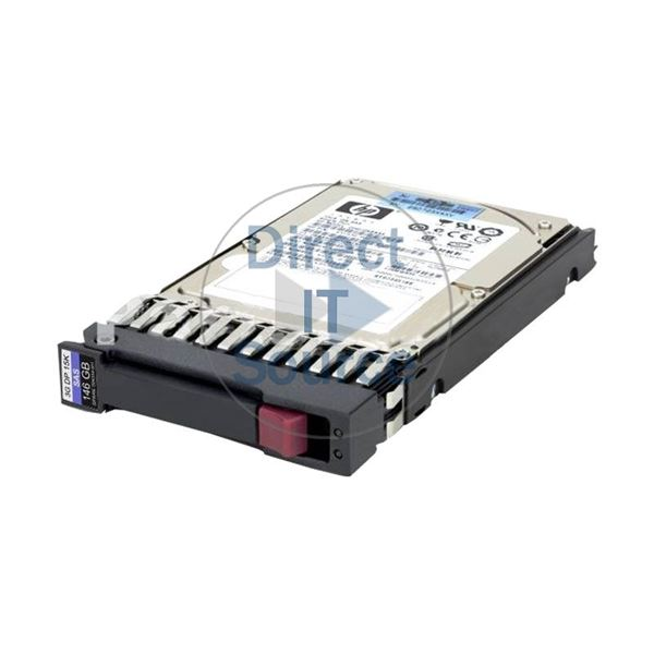 "HP 512744-001 - 146GB 15K SAS 6.0Gbps 2.5"" Hard Drive"