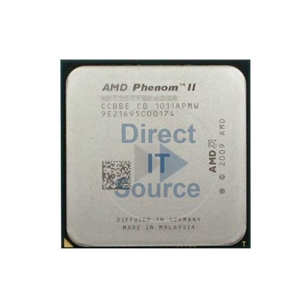 HP 513367-002 - Phenom II X4 2.8GHz 6MB Cache Processor Only