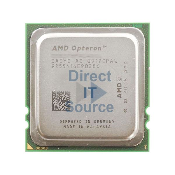 HP 515101-B21 - Opteron Quad Core 2.3GHz 6MB Cache Processor