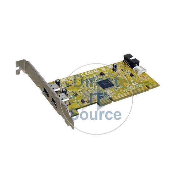 HP 515182-001 - 2-Port PCI-E IEEE-1394A Firewire Adapter