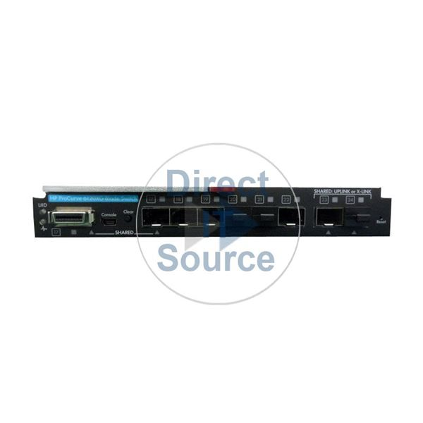 HP 516733-B21 - Procurve 6120Xg Blade Switch