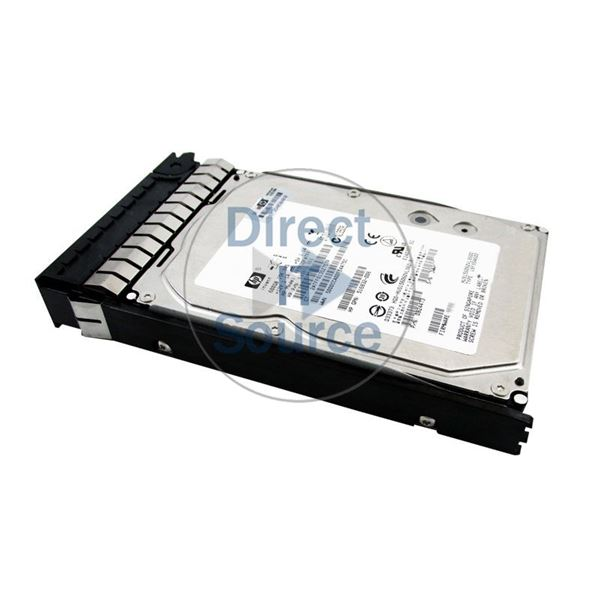 "HP 516832-006 - 600GB 15K SAS 6.0Gbps 3.5"" Hard Drive"