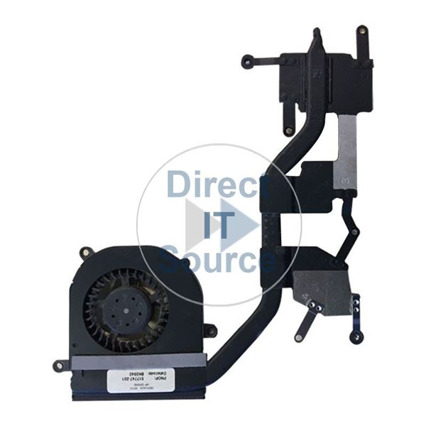 HP 517747-001 - Fan & Heatsink for Pavilion DV2-1000