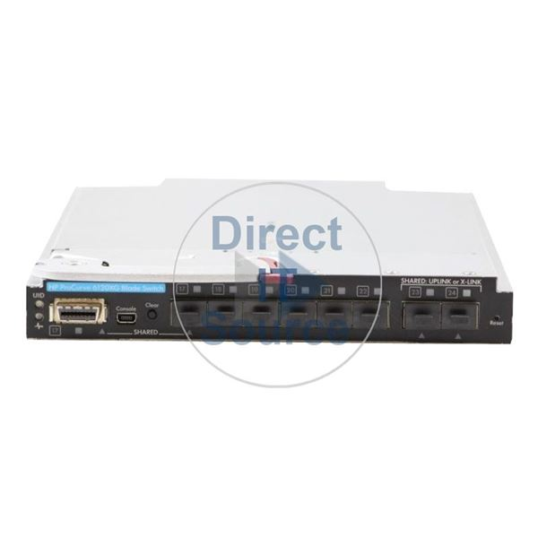 HP 517994-001 - Procurve 6120Xg Blade Switch