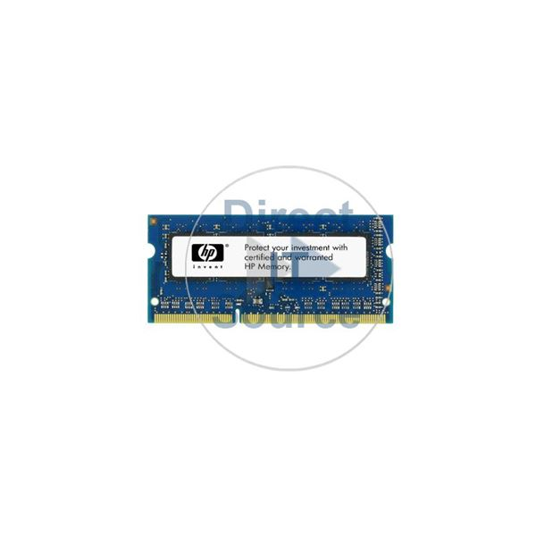 HP 518177-001 - 2GB DDR3 PC3-10600 Non-ECC Unbuffered 204-Pins Memory