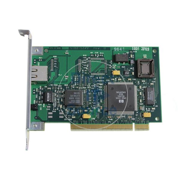 HP 5182-5372 - PCI Ethernet Adapter