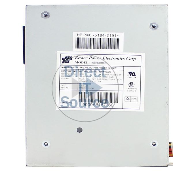HP 5184-2191 - 100W Power Supply