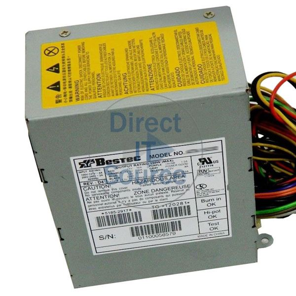 HP 5185-2917 - 150W Power Supply