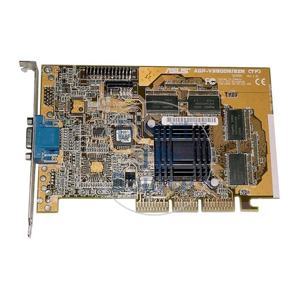 HP 5185-4001 - 32MB AGP Nvidia TNT2 M64 Video Card
